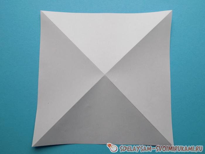 Herringbone from office paper