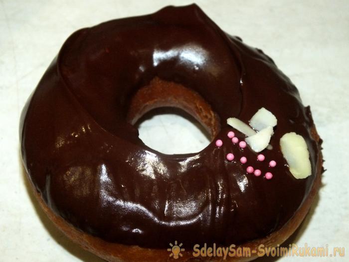 Американский пончик рецепт с фото