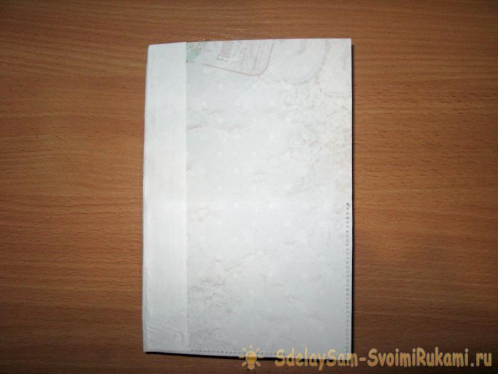 обложка для кулинарного блокнота
