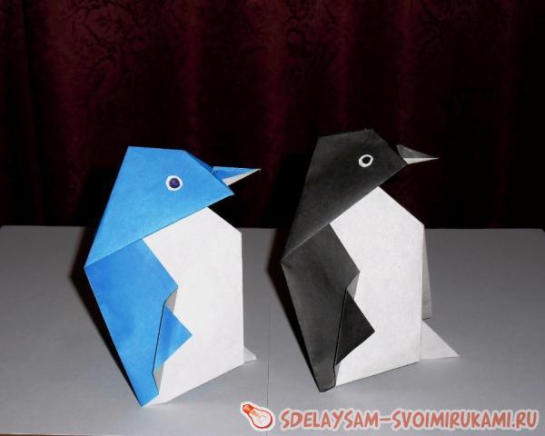 Сейчас оригами – так