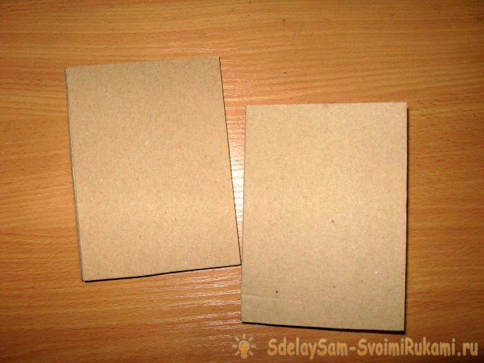 Кулинарные блокнотики своими руками