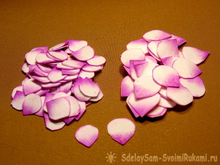 apple blossom set