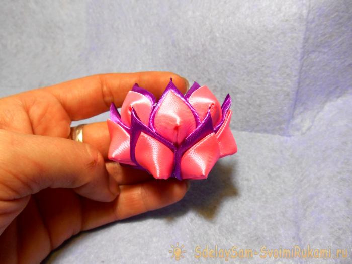 Bezel Flower Bow Master class