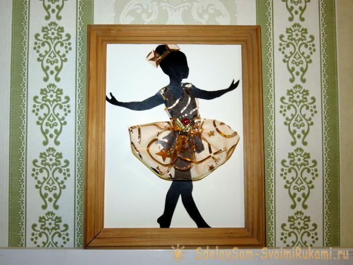 """Коллекция авторских работ """"Маленькая балеринка """""""
