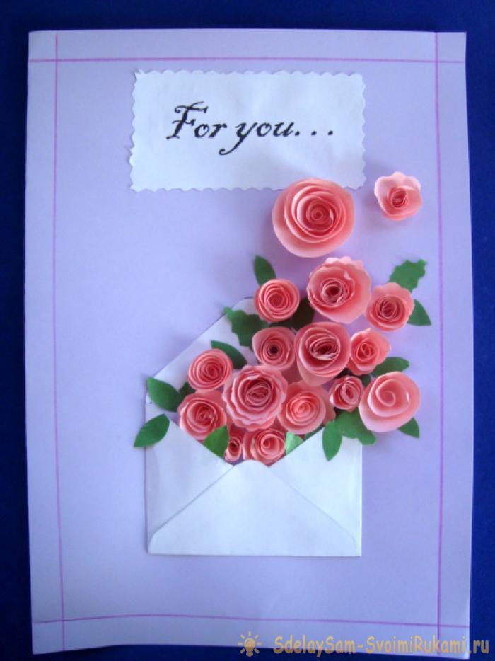 Как красиво подписать открытку маме от дочери, открыток