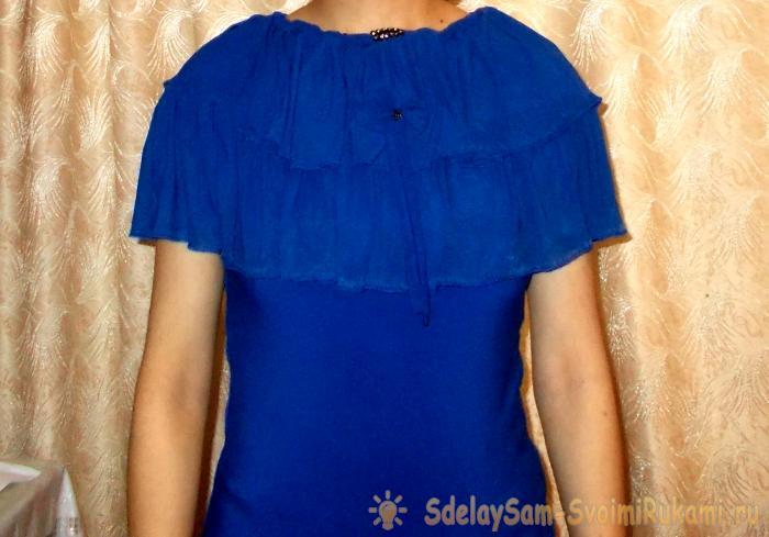 Красивая женская рубашка для весеннего сезона
