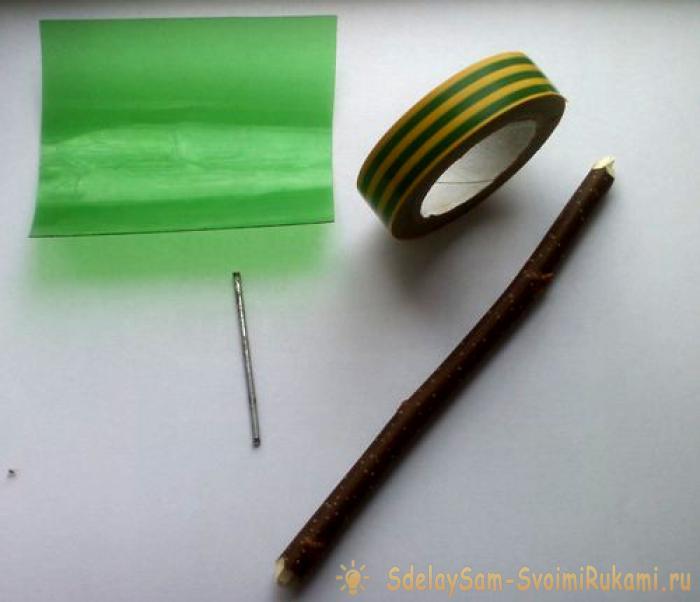 Изготовление дротика для дартса