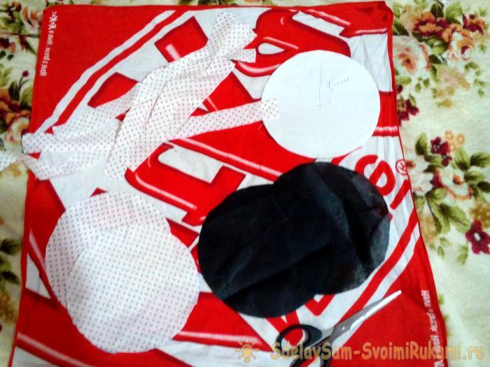 Круглая сумочка в японском стиле (часть 2) – Ярмарка Мастеров