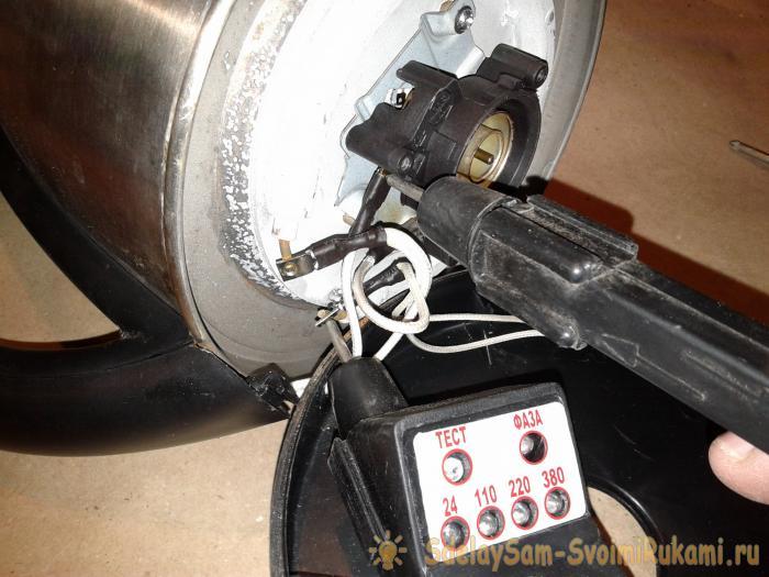 Ремонт электрочайника своими руками