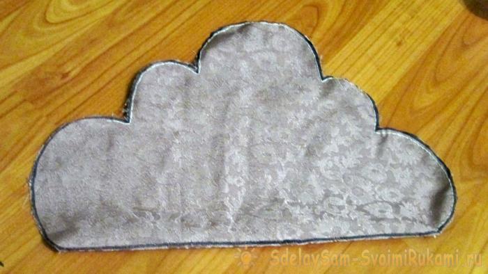 Decorative pillow Cloud