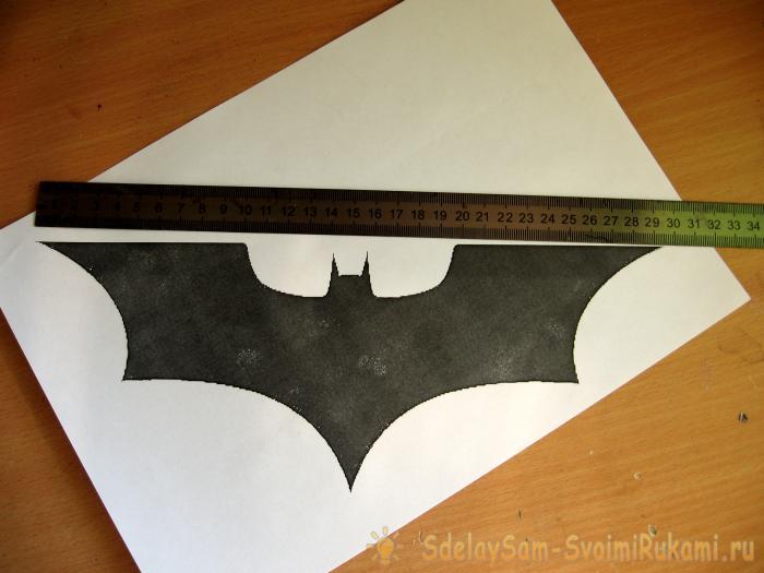 Batman's logo
