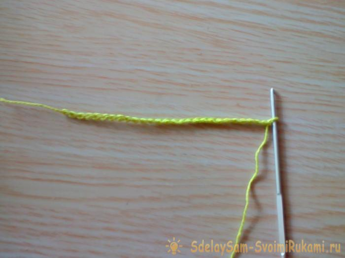 knitting decorations for summer hats