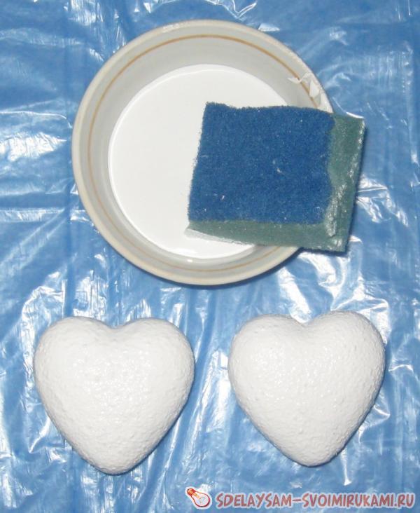 color sponge