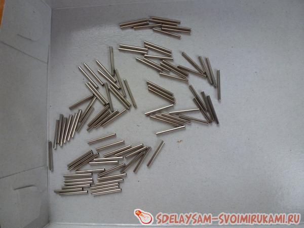 металлические трубки