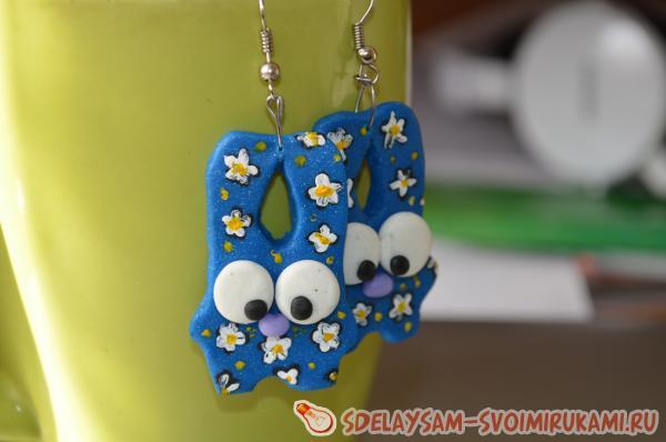 Цветы для декора из полимерной глины ...: www.sdelaysam-svoimirukami.ru/1633-cvety-dlya-dekora-iz-polimernoy...