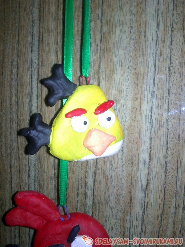 Angry Birds злые птички