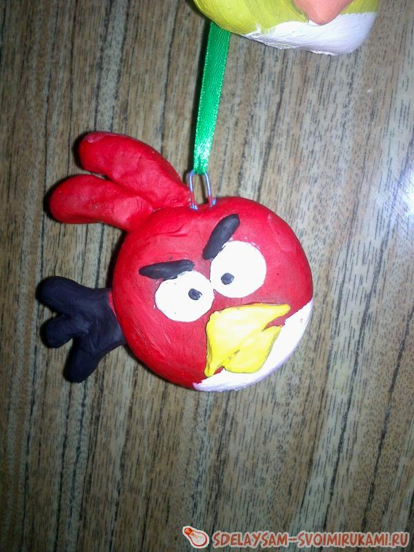 Two Angry Birds