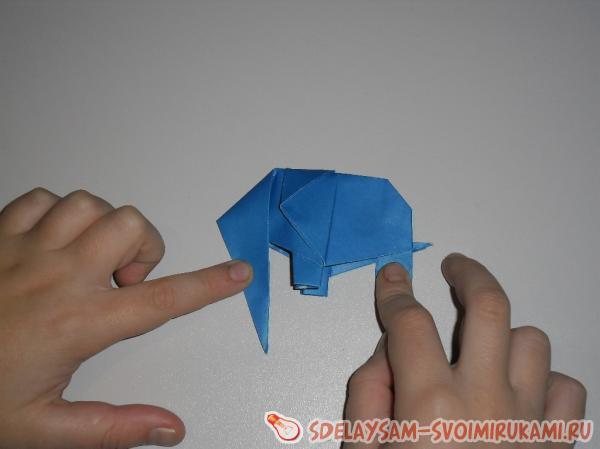 make an elephant