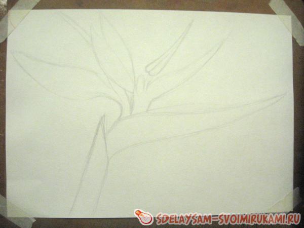 7 техник рисования акварелью для начинающих