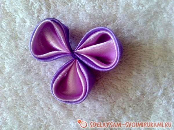 Three petals