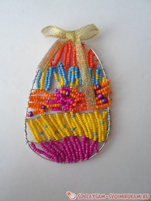 Яйцо-подвеска