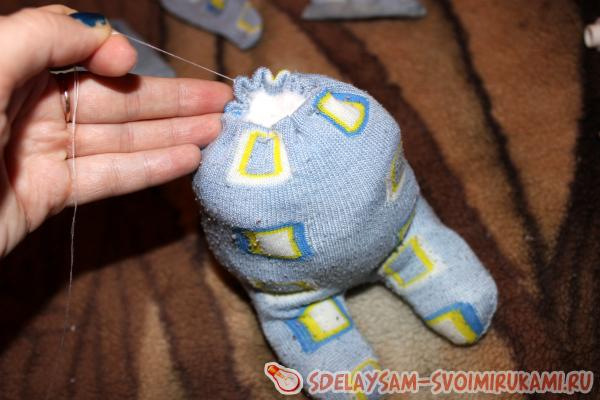 sew a toy