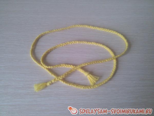 шнур оботка