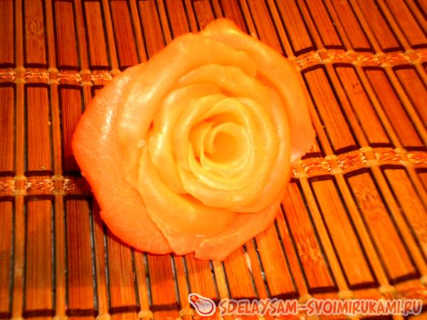 Мыльная роза в подарок
