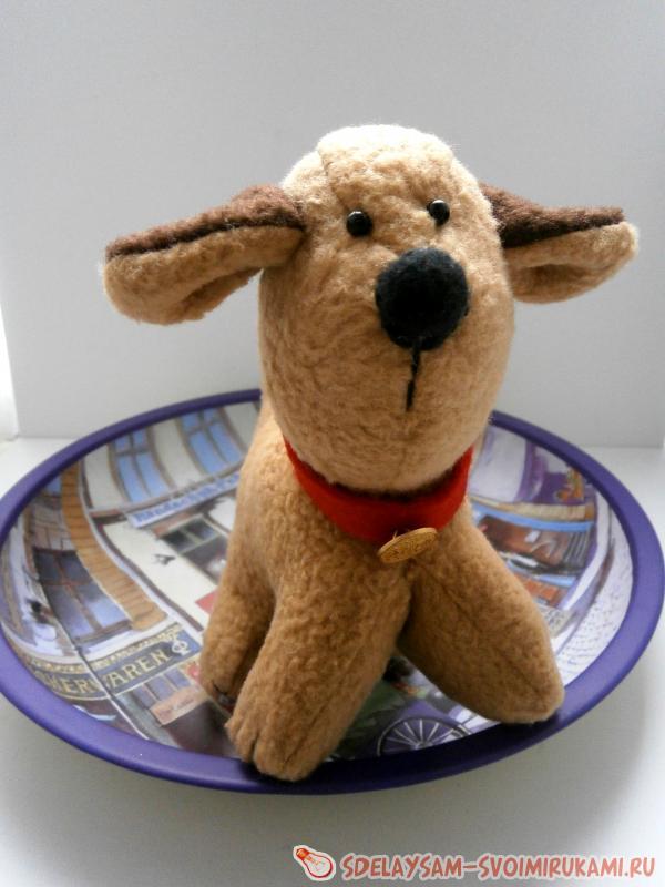 Купить мягкую игрушку собаку в интернет магазине Детский Мир