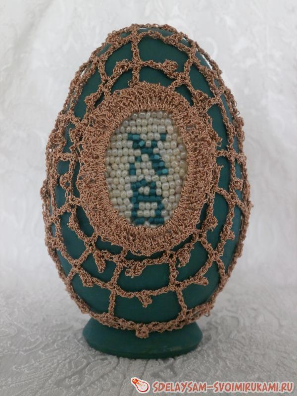 Сувенирное пасхальное яйцо
