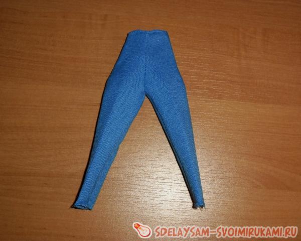 брюки готовы