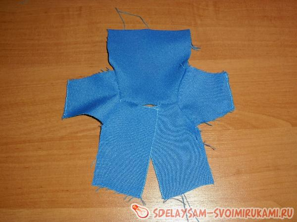 брючный костюм для куклы Барби