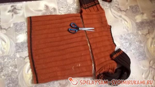 старый свитер