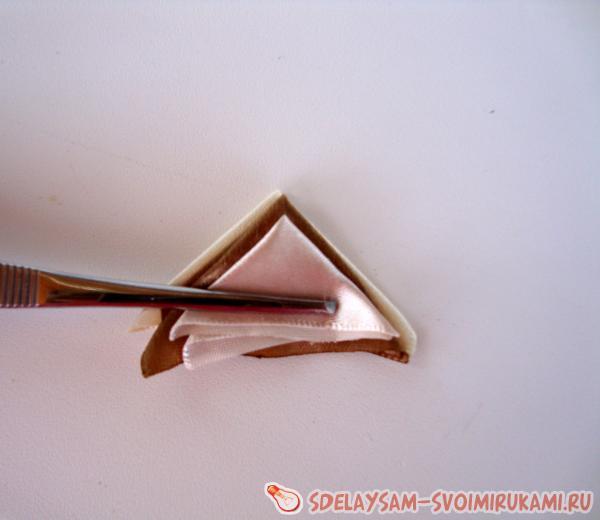 формируем треугольник
