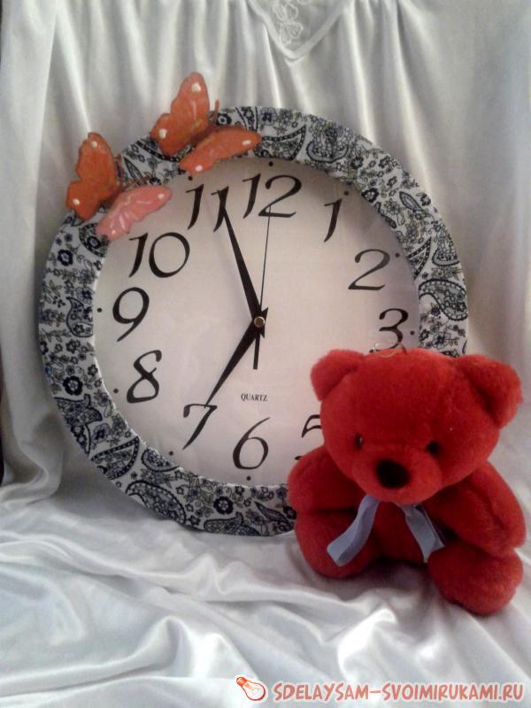 Handmade часы