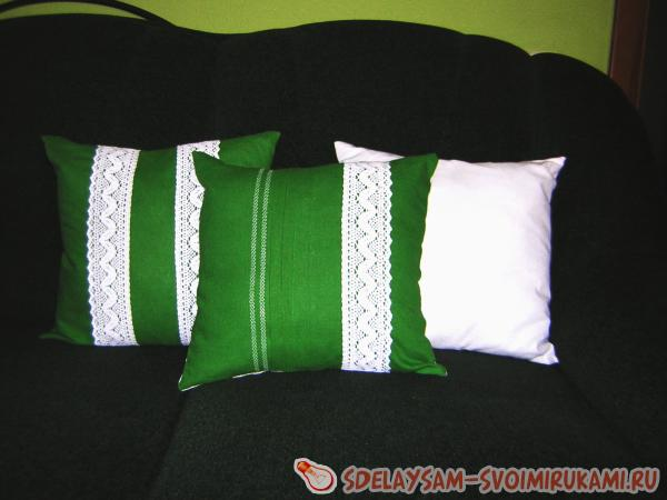 Чехол на подушку