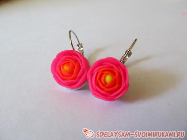 buttercups earrings