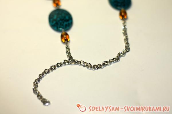 My chain links