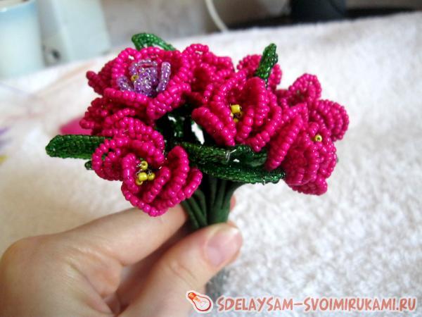 Nice little bead violet