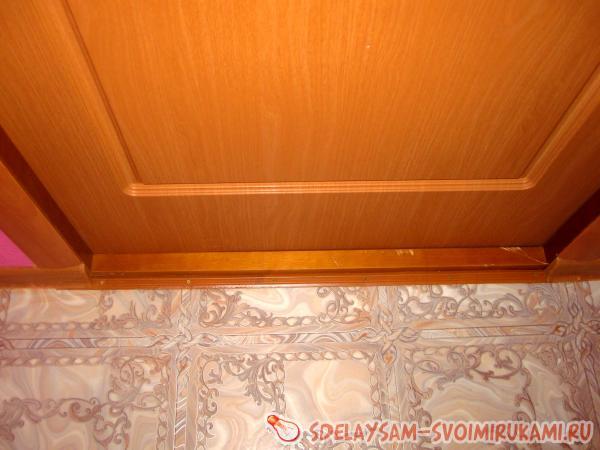 порог для двери