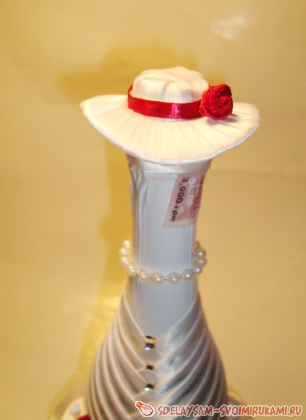 Шляпа на шампанское мастер класс 94