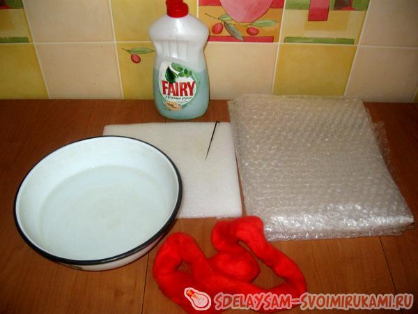 Мыло или моющее средство