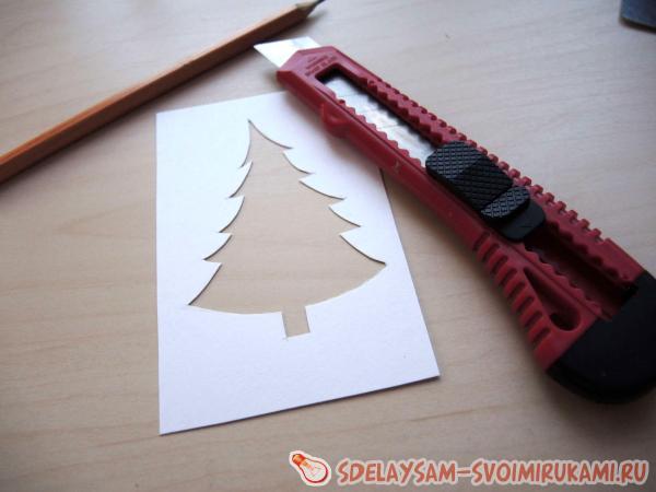 Много новогодних открыток