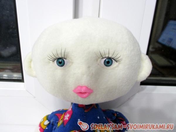 кукла собрана