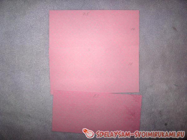cut the following scrap rectangles