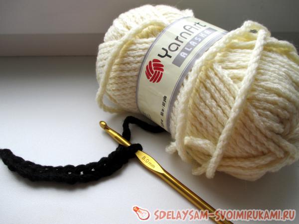 thick thread
