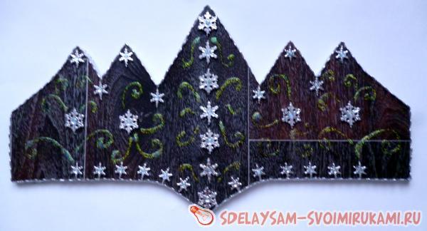 короны для Снежной Королевы