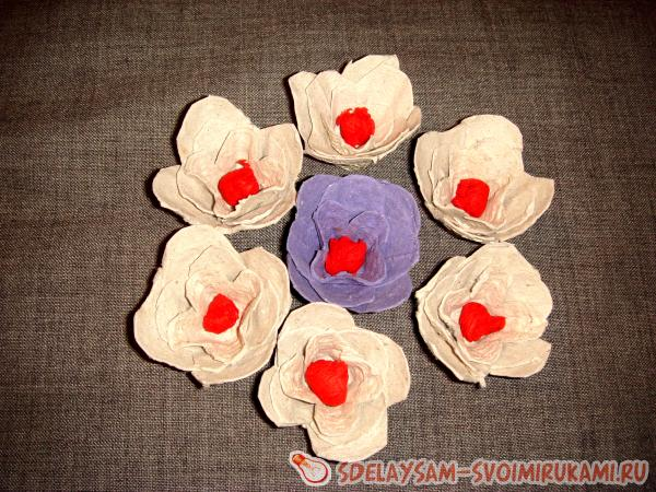 оригинальные цветочки