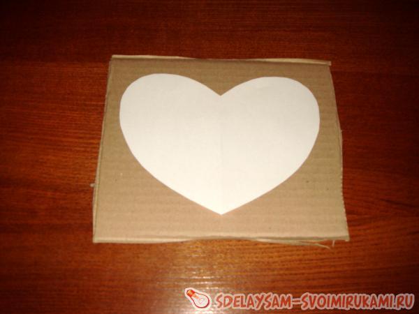 draw a big heart