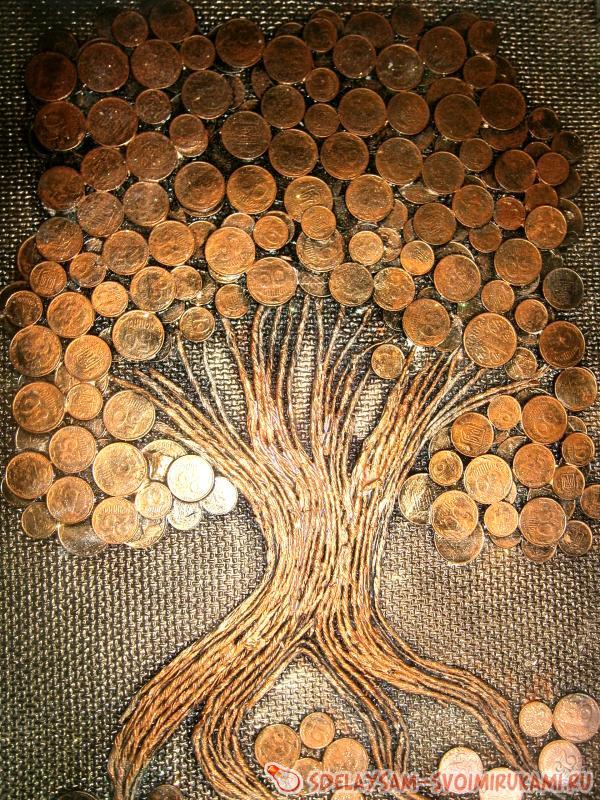 Поделки из дерева денежные 106